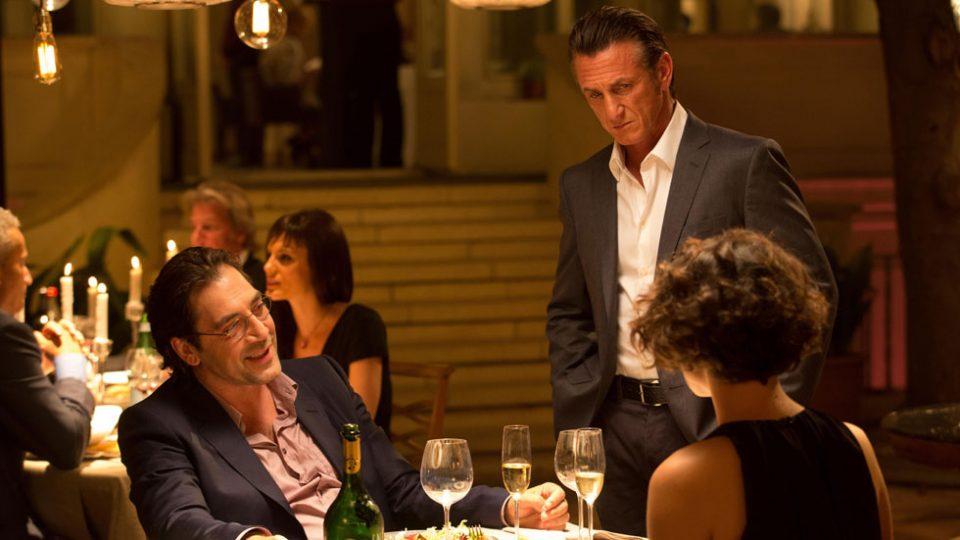 ¡Sean Penn en Barcelona!