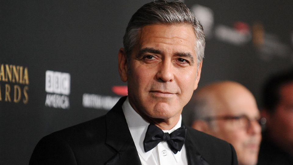 George Clooney desembarca en Valencia