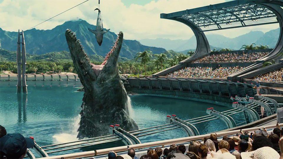 ¡Los Dinosaurios vuelven al cine!