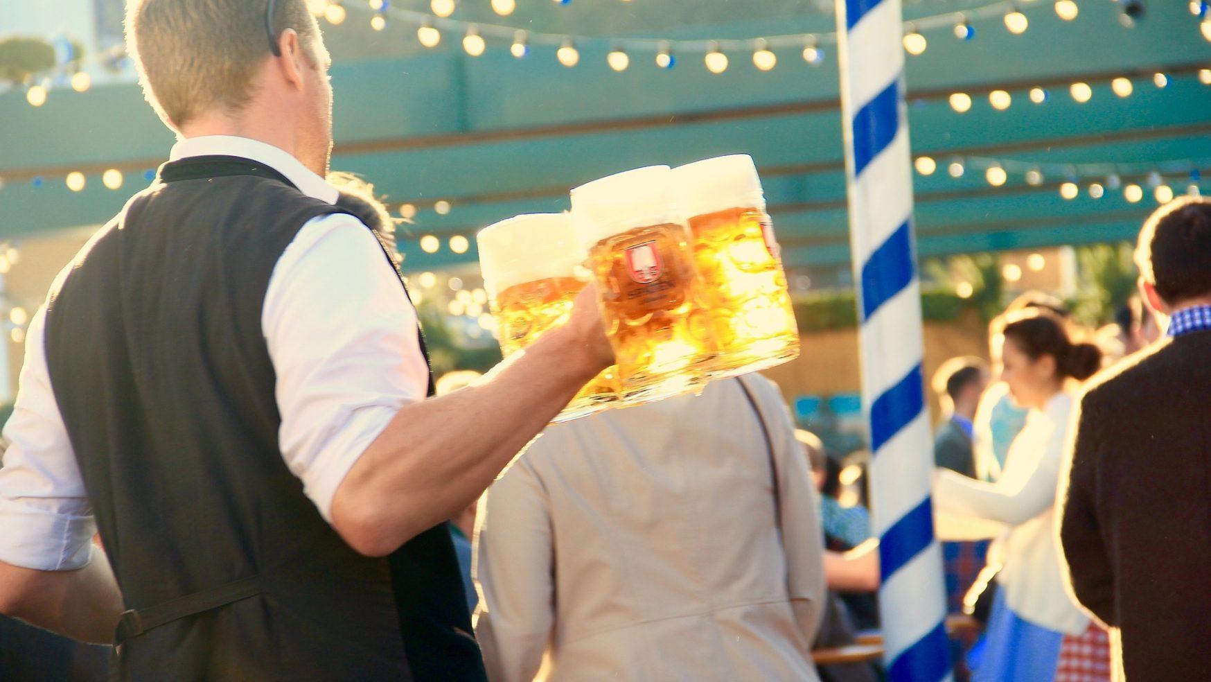 Una mañana de Oktoberfest en Munich o la historia de un gironí desubicado: