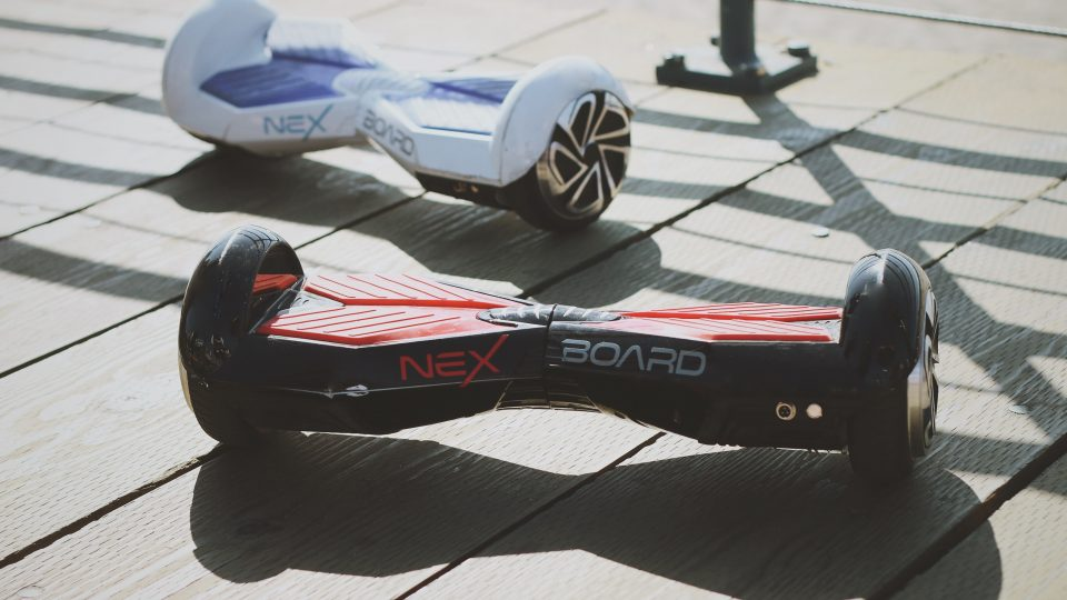 NEXBOARD, THE FUTURE OF TRANSPORTATION DEVICES