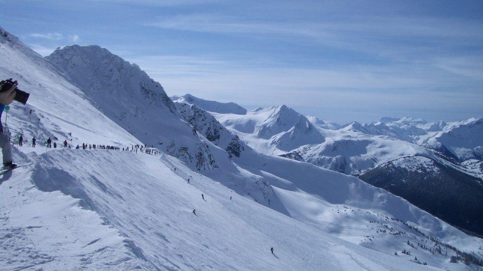 Paraísos del Esquí