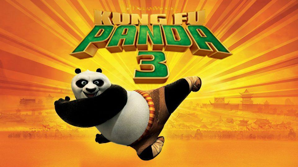 El regreso del Panda guerrero