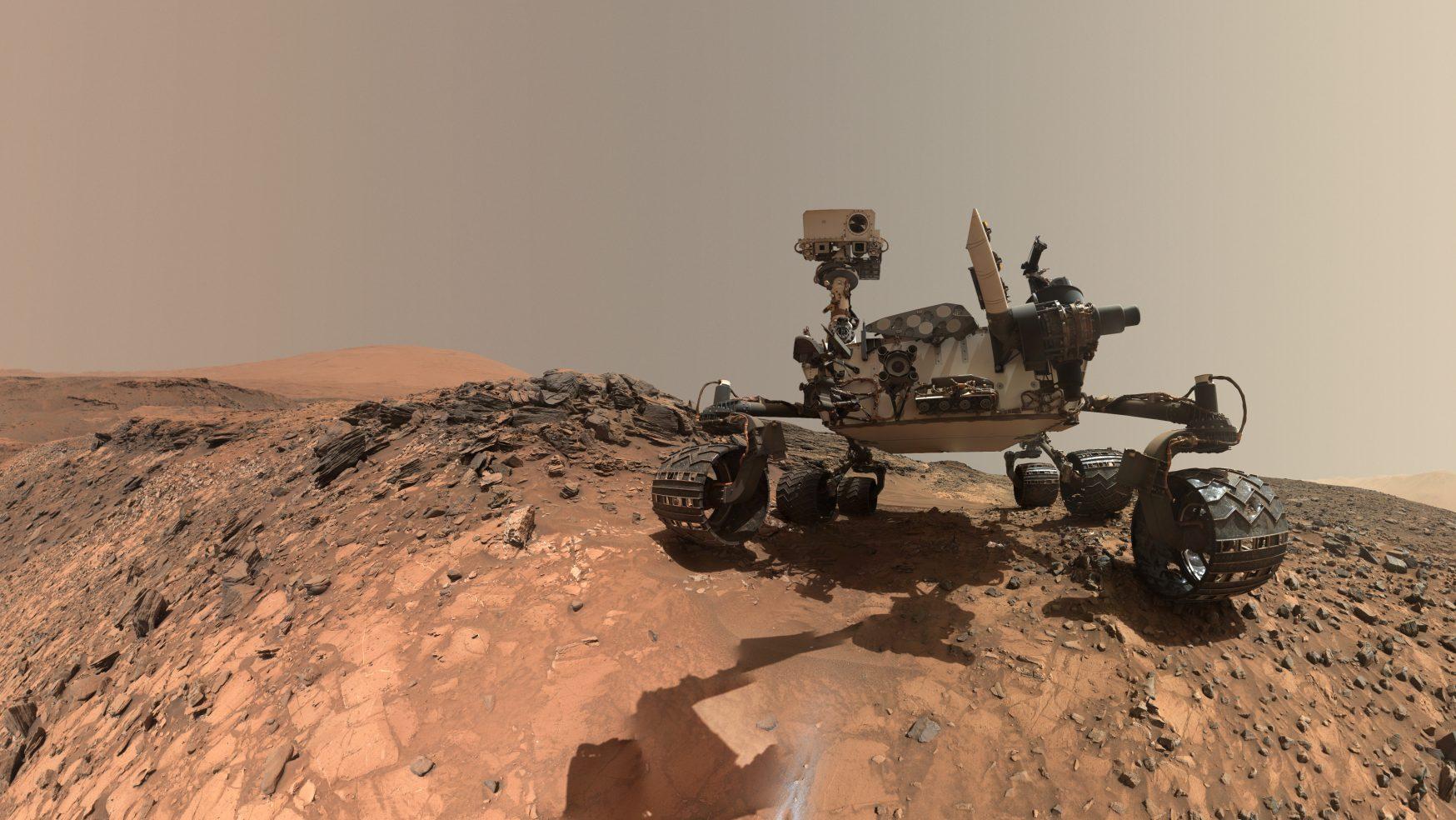 Feel like being in MARS