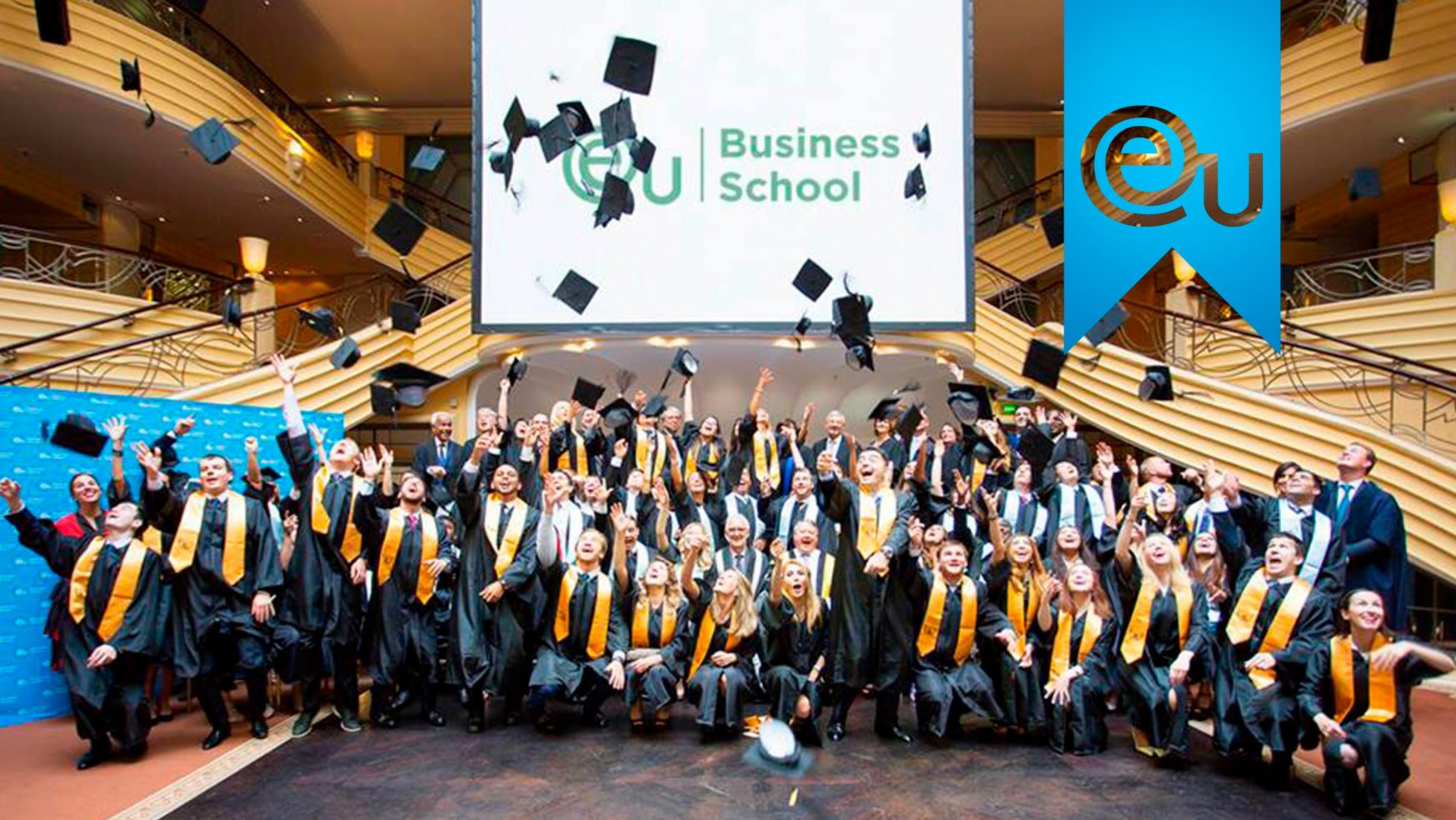 EU Business School Commencement Videos