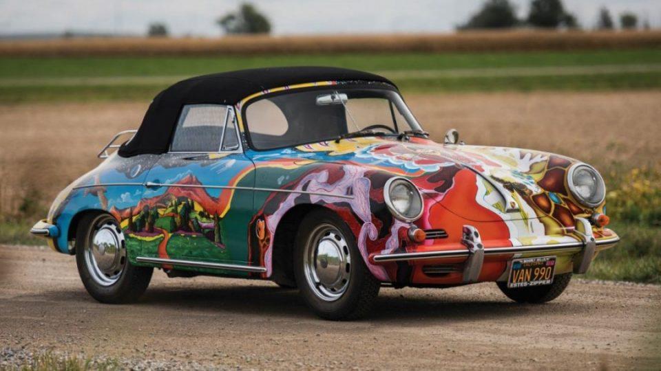 El Porsche de Janis Joplin