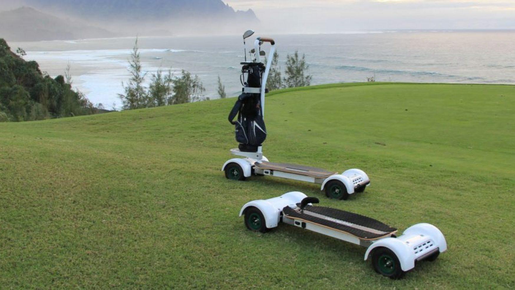 ¿Aún no sabes qué es el Golfboarding?