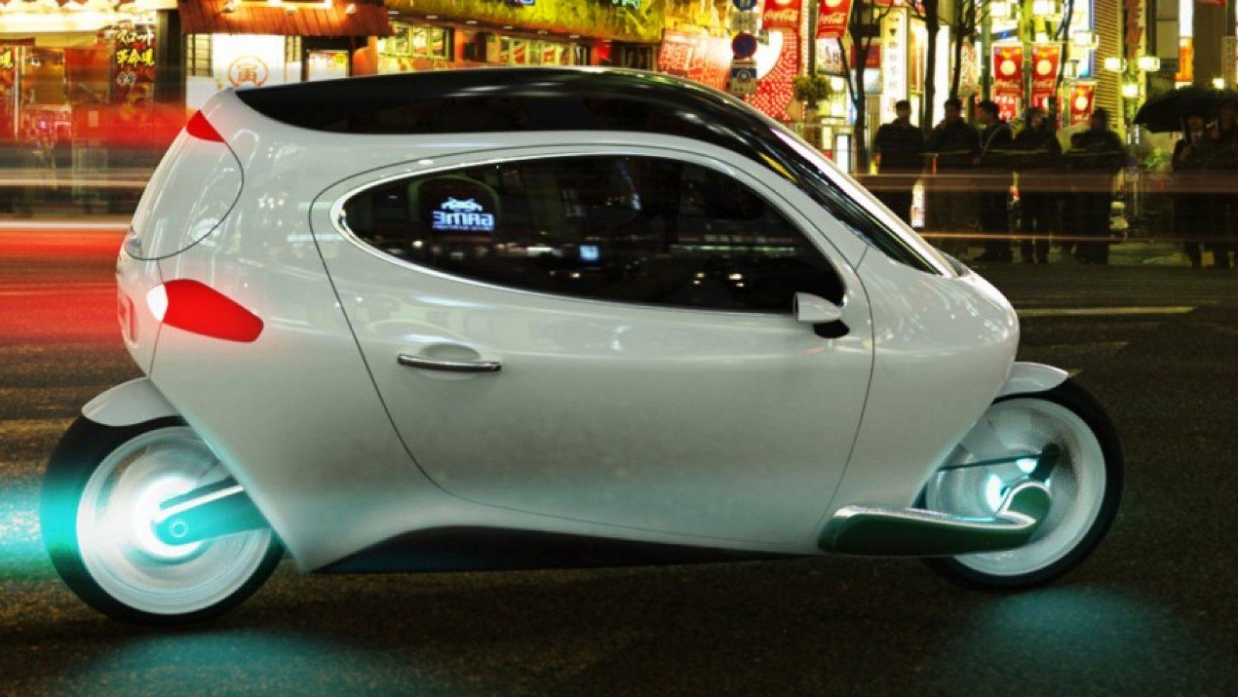 ¡La Moto del Futuro!