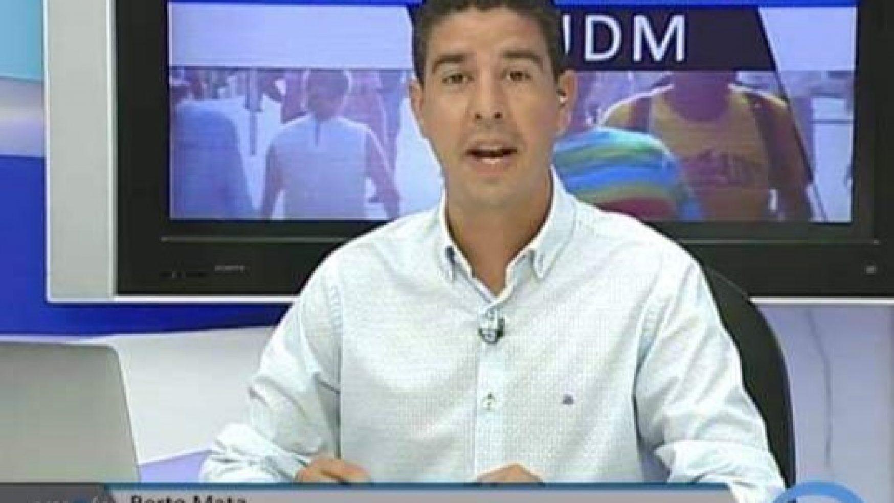 Berto Mata: «Un periodista local debe estar al pie del cañón»