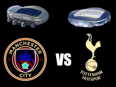 Manchester CIty - Tottenham Champions
