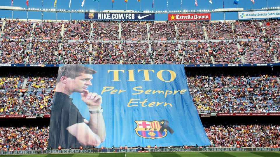 5 años sin Tito Vilanova