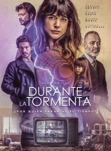 Cartel de la película 'Durante la tormenta'