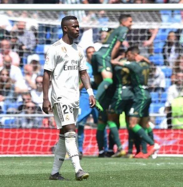 Real Madrid debacle