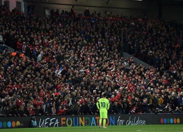 Messi La Liga Santander