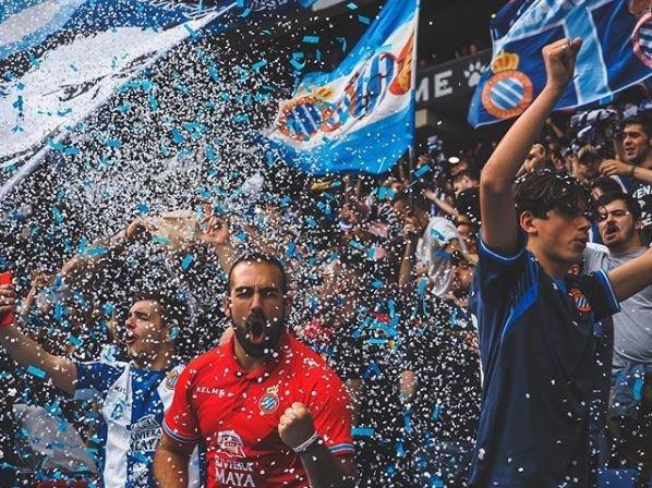 Espanyol Europa 12 años