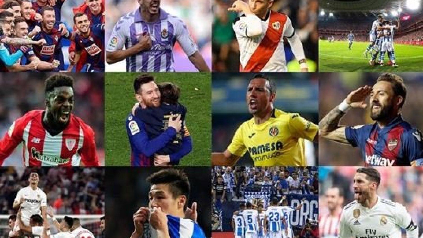 La Liga: 6 conclusiones de la temporada 18-19