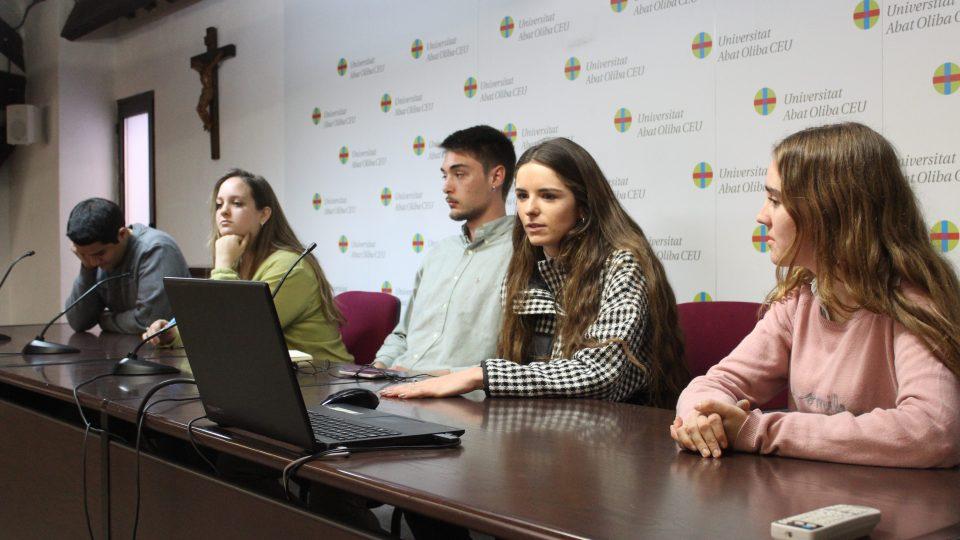 El CEU en Palermo: un voluntariado para crecer
