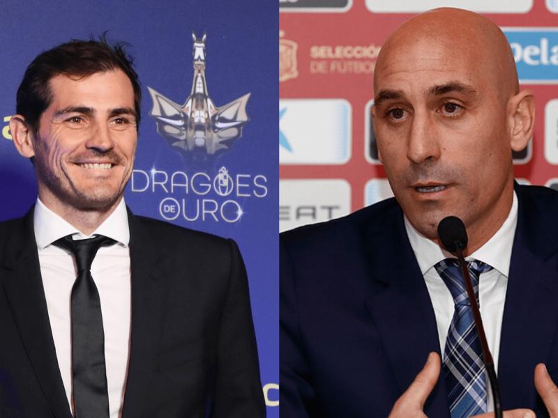 Casillas contra Rubiales: el futuro de la RFEF