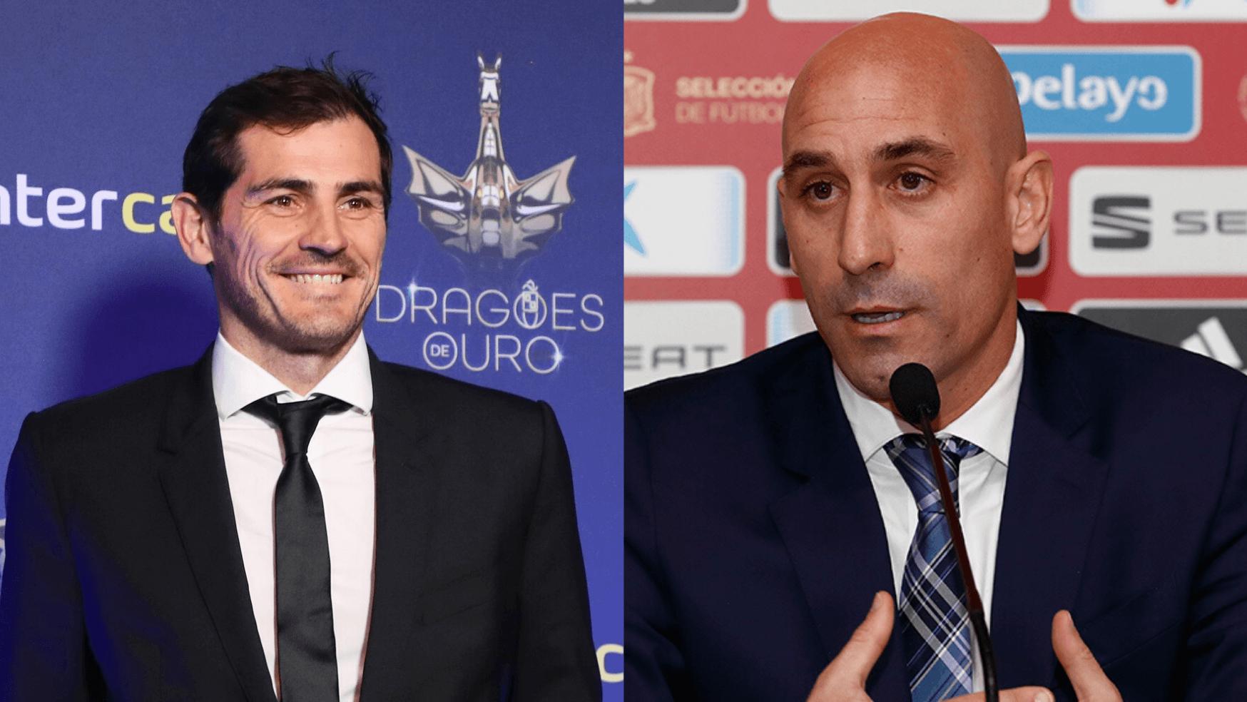 Casillas tendrá que conseguir apoyos para vencer a Rubiales