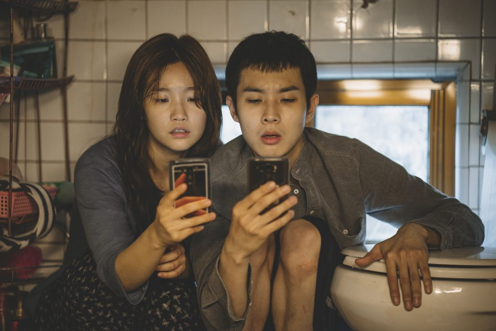 Bong Joon Ho film Parasite, Korean films