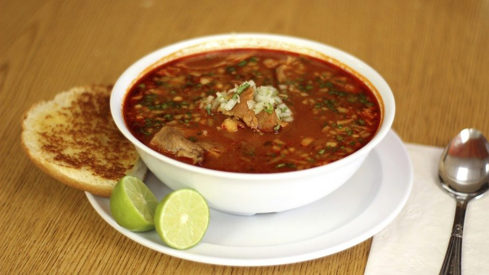 The great grandfather of the Mexican gastronomy