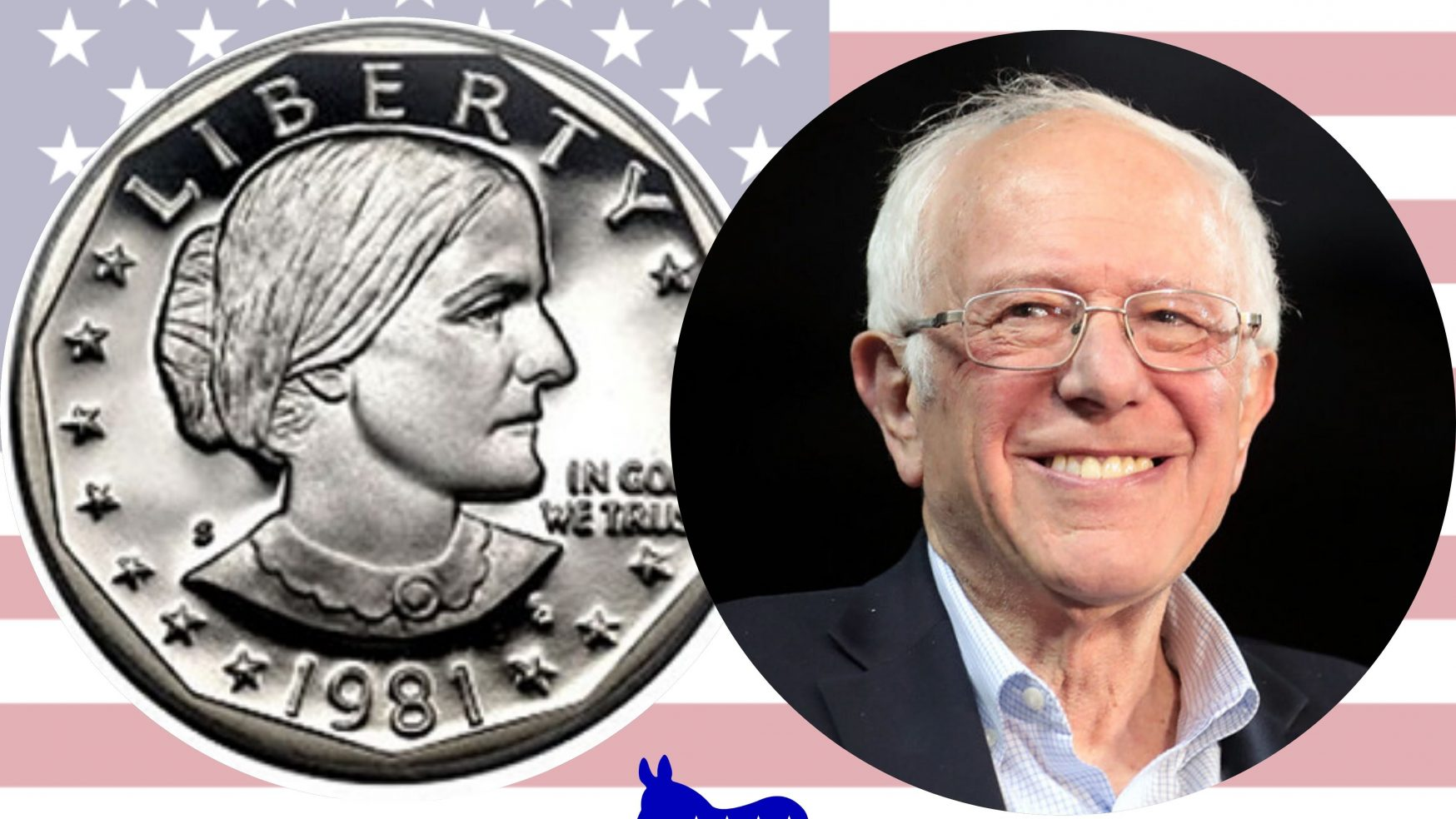 The two sides of the Democratic coin: Bernie Sanders