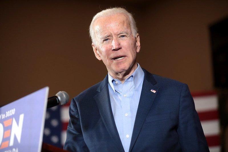 US Democrat Joe Biden