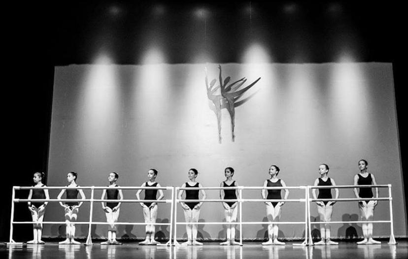 alumnas de allegro estudio ballet
