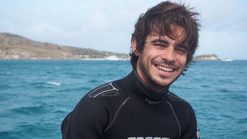 """Jordi Boada: """"A vegades es comet l'error de pensar que la contaminació només afecta a dofins i tortugues marines"""""""