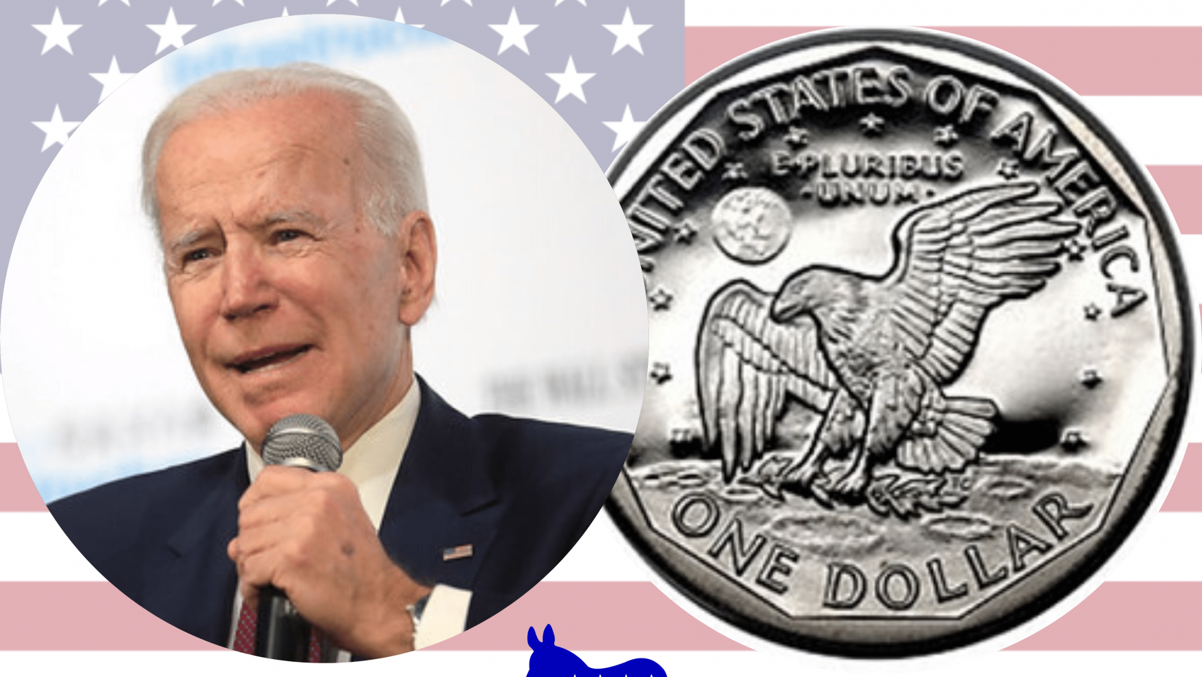 The two sides of the Democratic coin: Joe Biden