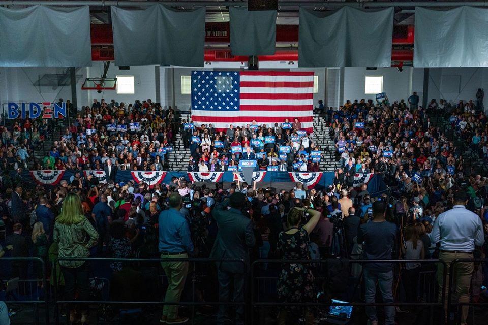 Joe Biden lidera las primarias tras un mal comienzo