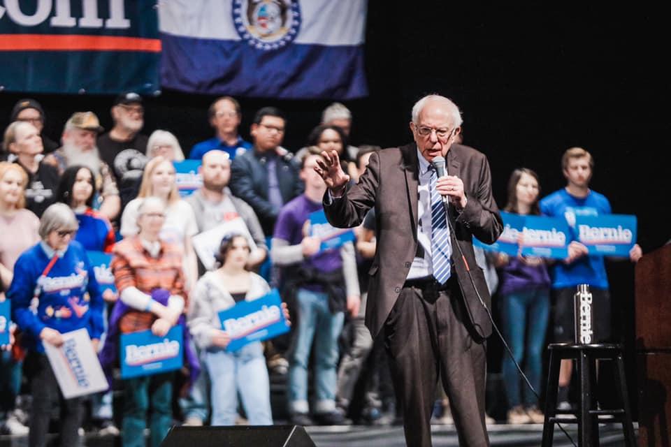 Sanders no piensa rendirse