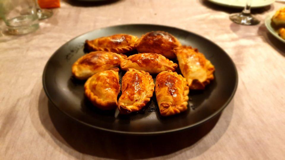 La irresistible y clásica empanada de carne
