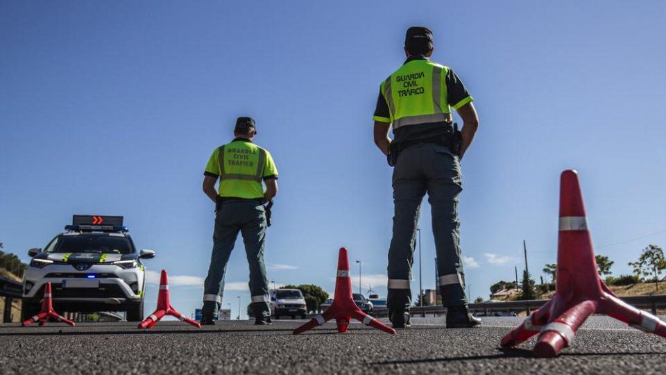 Fuerte reducción del tráfico durante la cuarentena