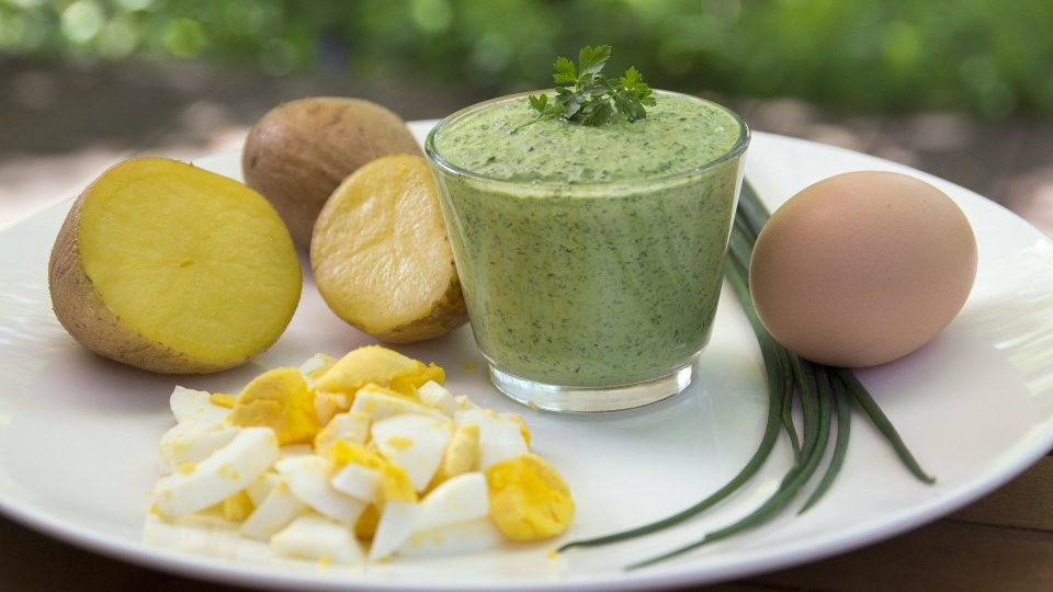 Frankfurt Green Sauce: Euphoria about the traditional dish