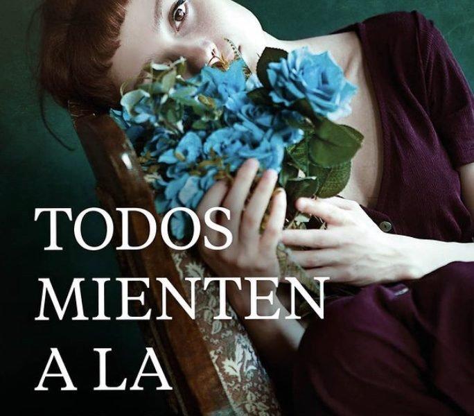 Ángela Cremonte presenta 'Todos mienten a la noche'