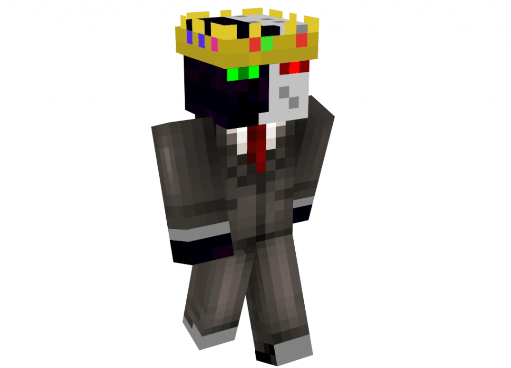 Ranboo en Minecraft