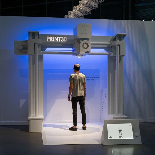 PRINT3D exposition: the future is already here