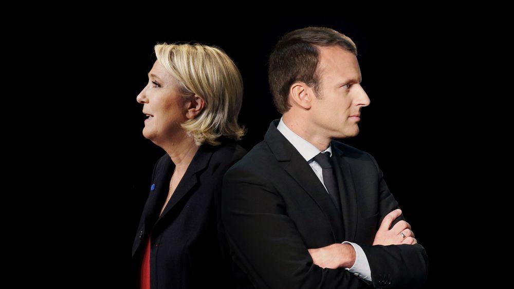 Le Pen acecha la presidencia a un año de las elecciones
