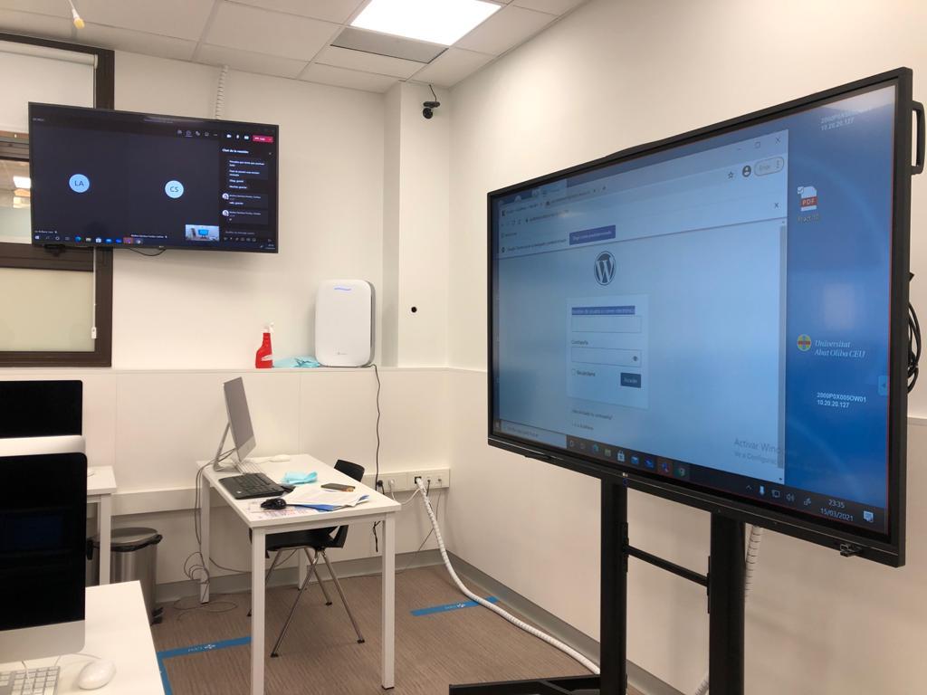 Transformación digital en la Universitat Oliba CEU