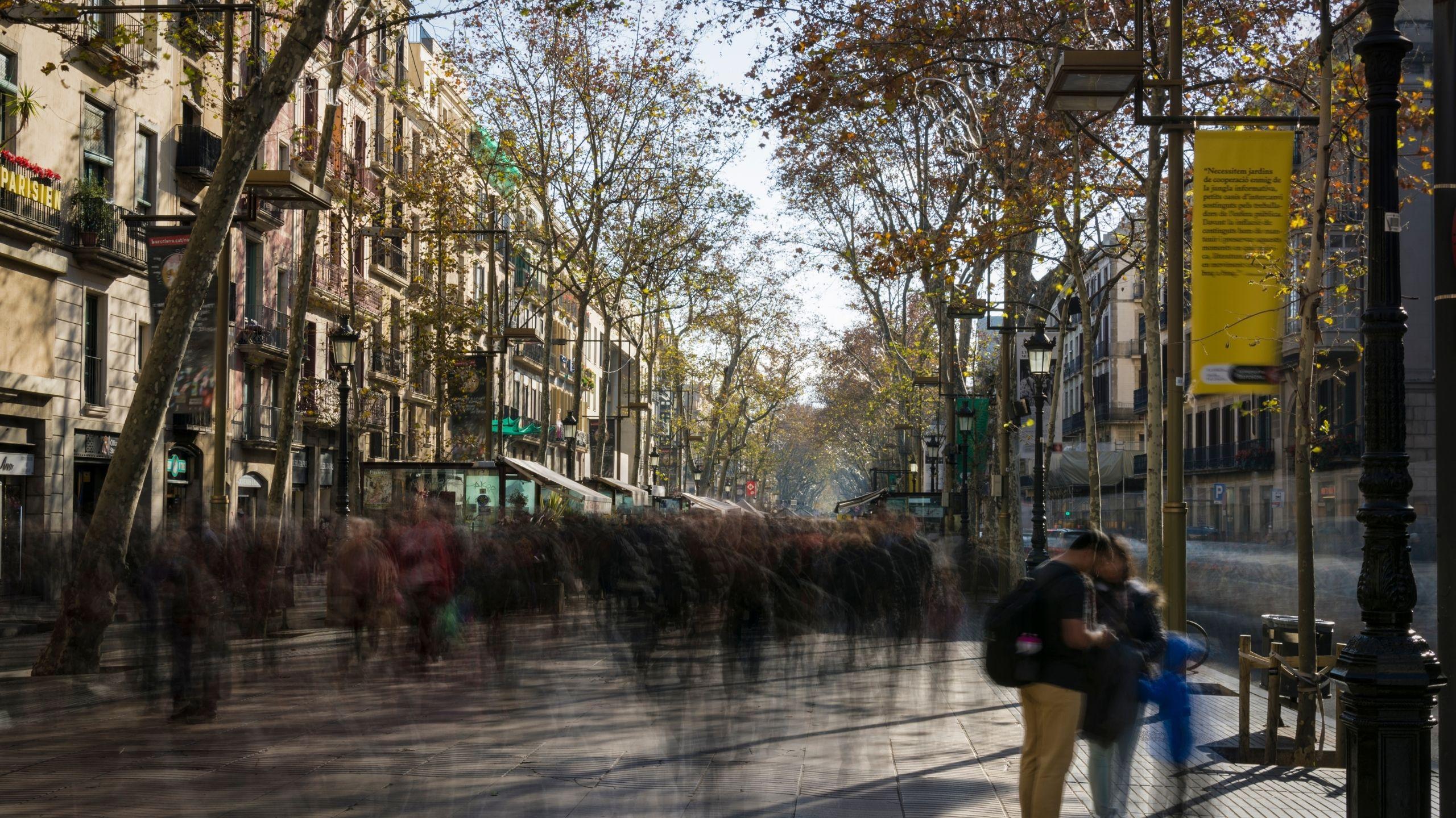 Fashion in Barcelona