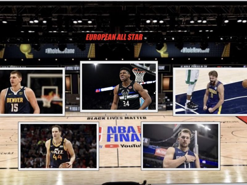 What if the best European players played against the best American players?