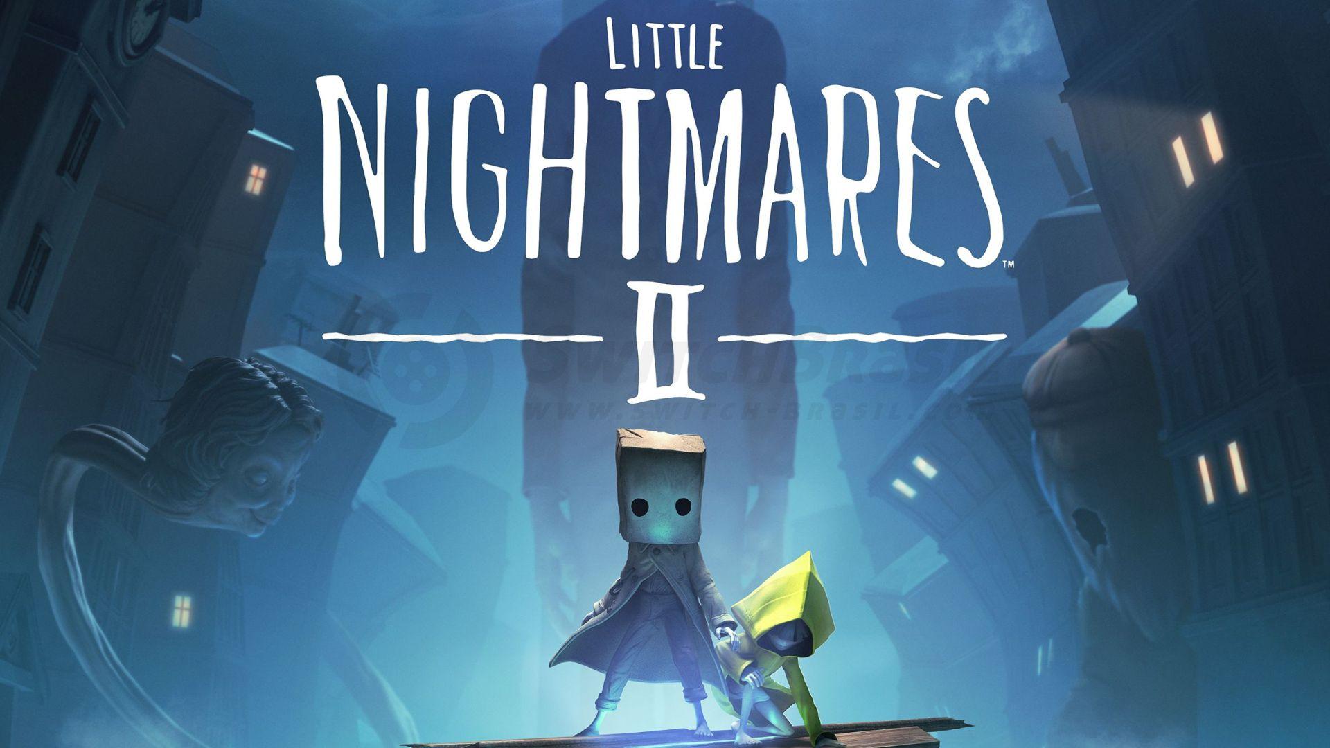 Portada Little Nightmares II