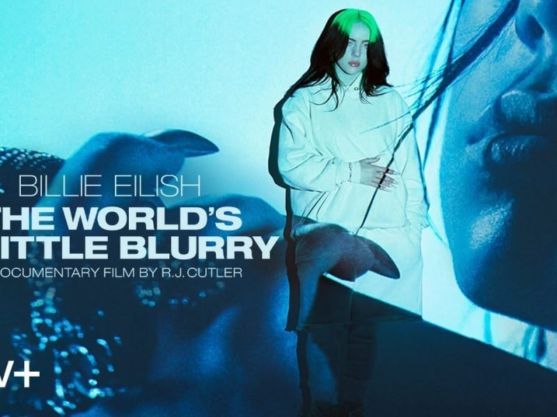 La brillante carrera de Billie Eilish en la pantalla