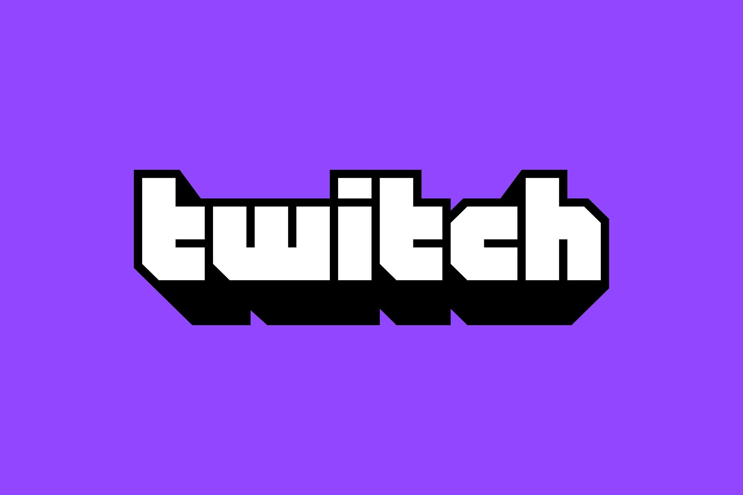 Twitch Logo / Twitch