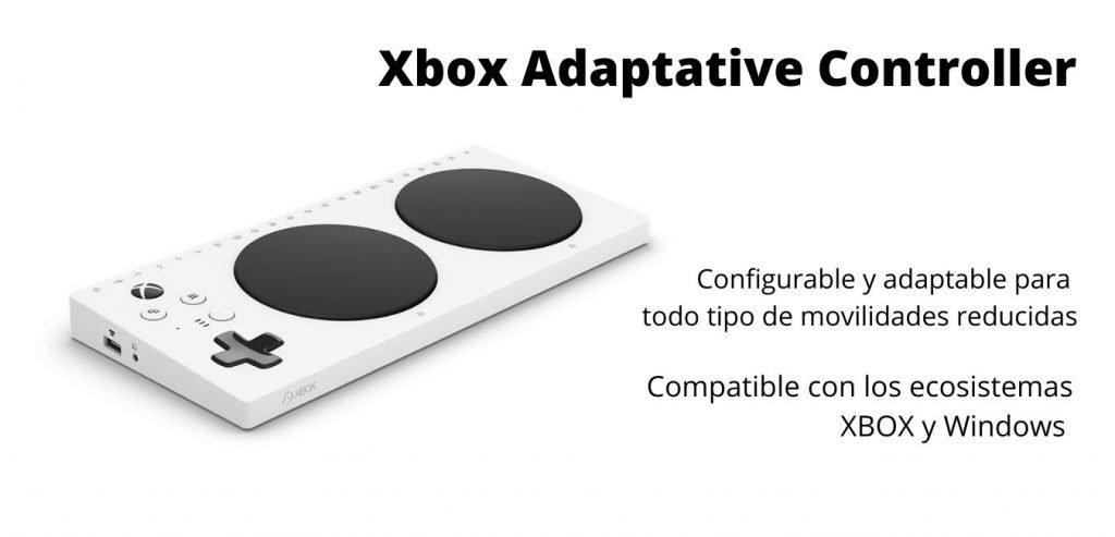 xbox mando adaptativo