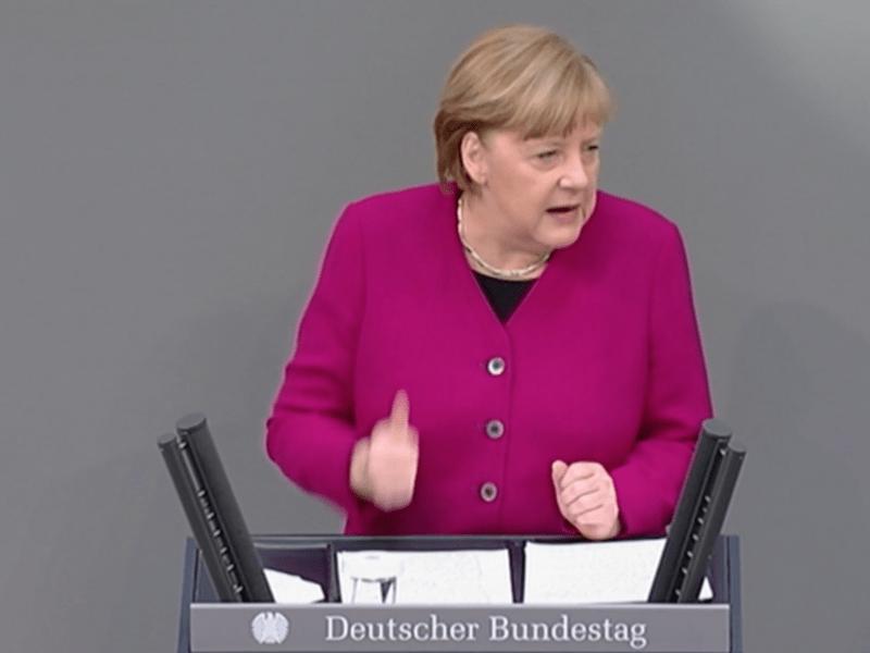 Una líder para Alemania, una líder para Europa
