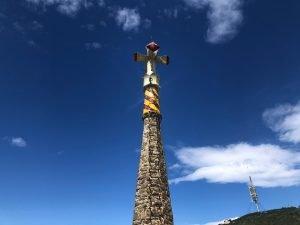 La Torre Bellesguard se encuentra a los pies de Collserola / Aula News