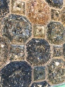 Los trabajadores de Gaudí seleccionaron las pierdas durante 2 meses / Aula News