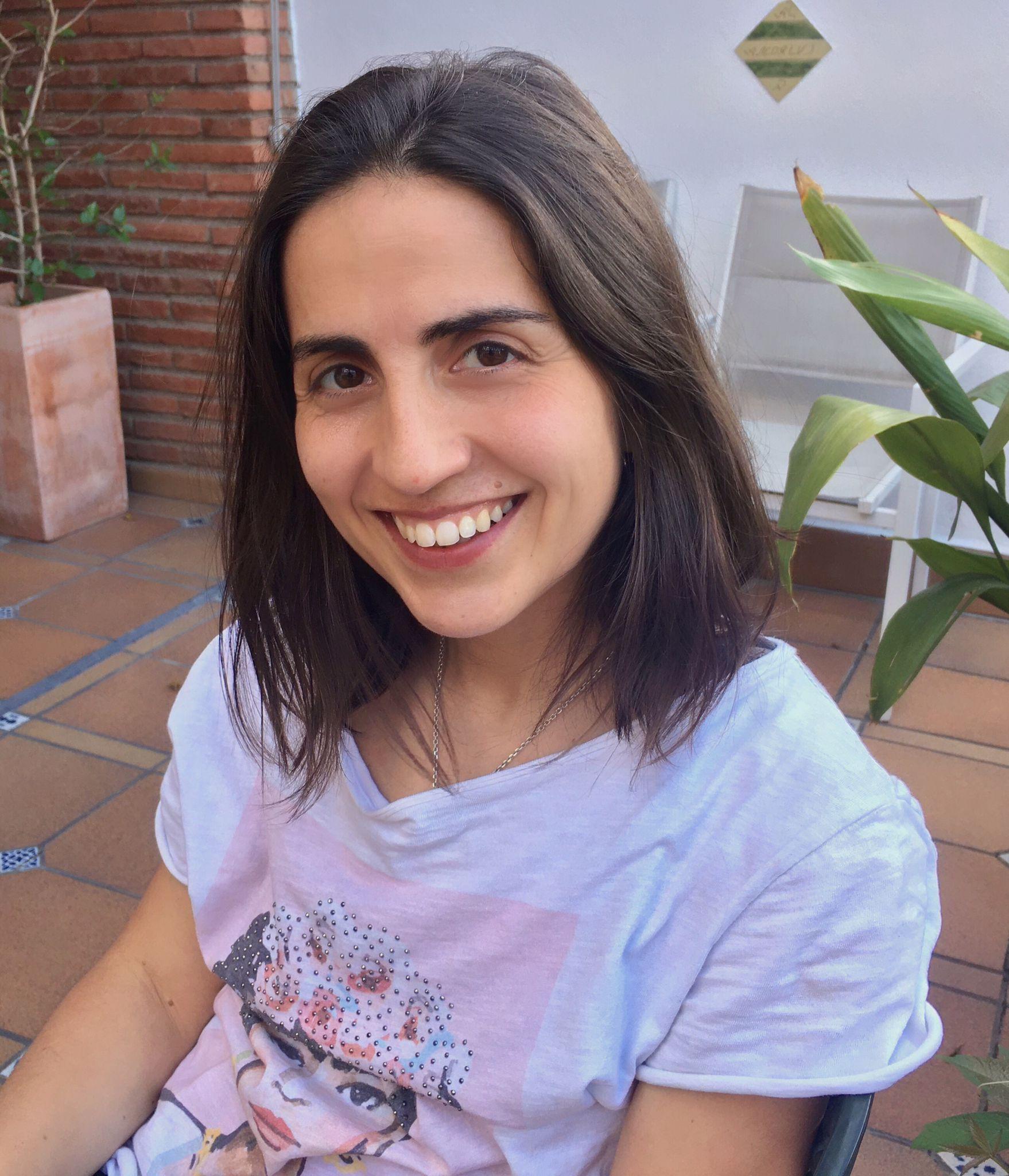 Anna Jiménez, fundadora de Amics de Mantay